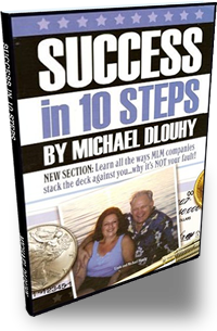 Success In 10 Steps by Michael Dlouhy